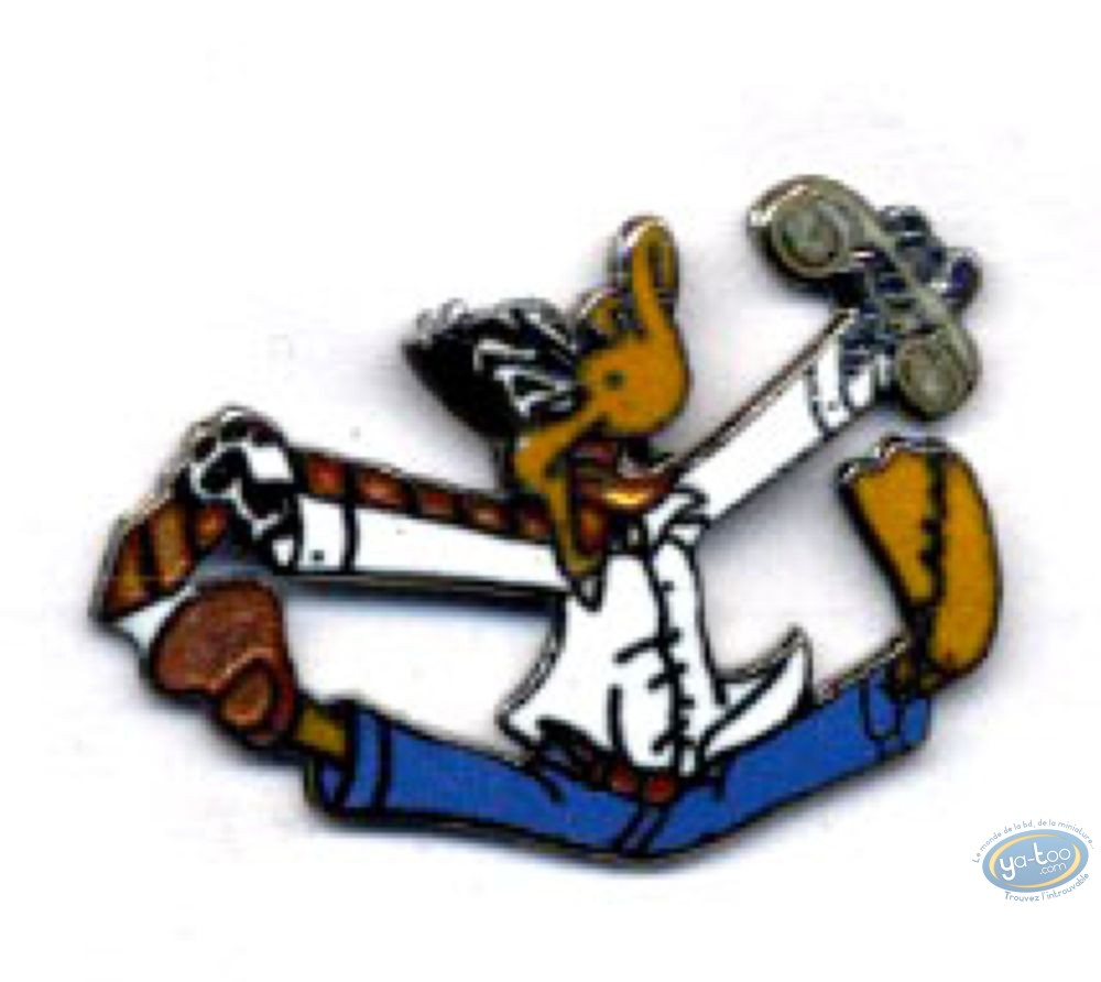 Pin's, Looney Tunes (Les) : Daffy Duck