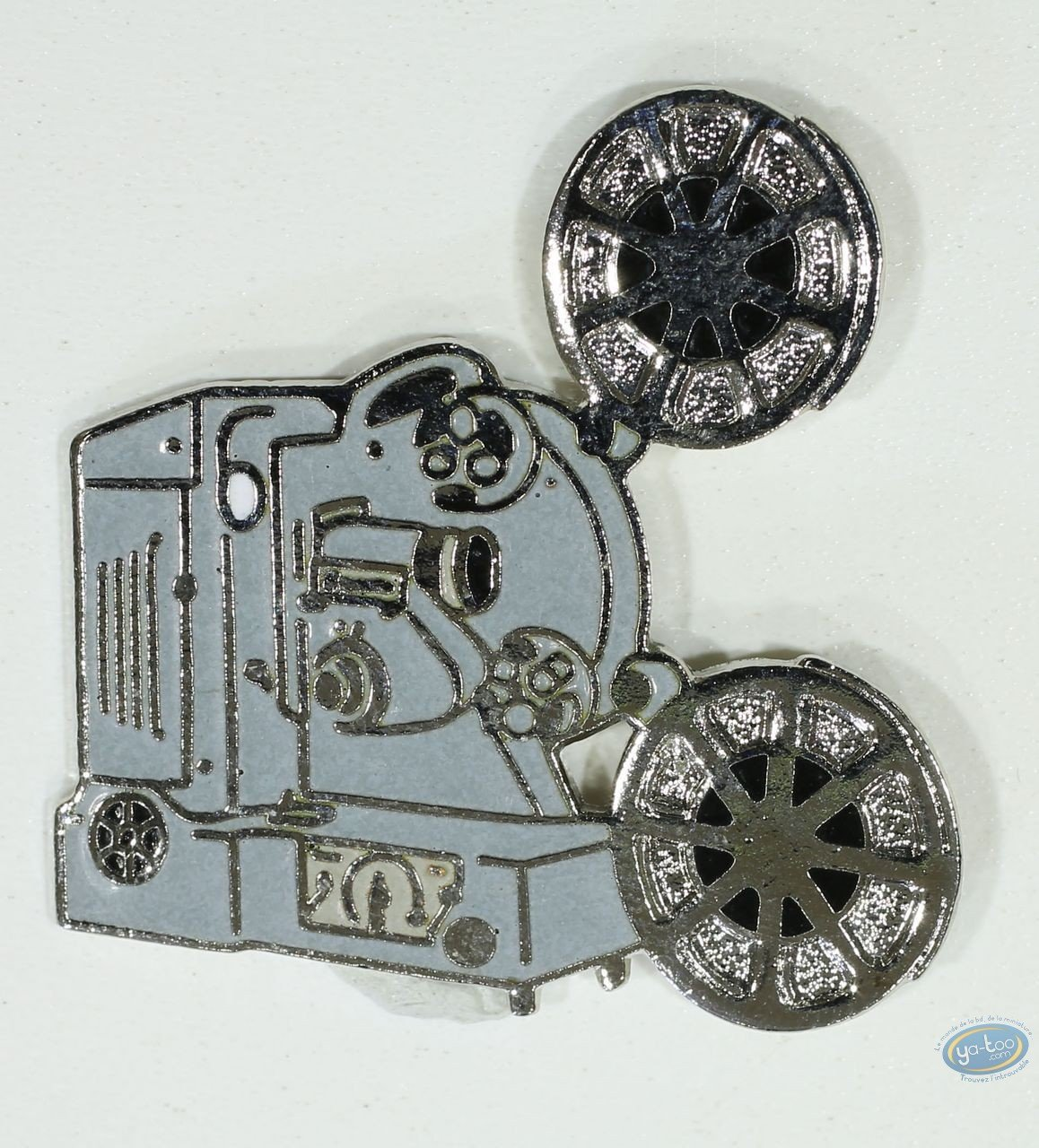 Pin's, Film projector