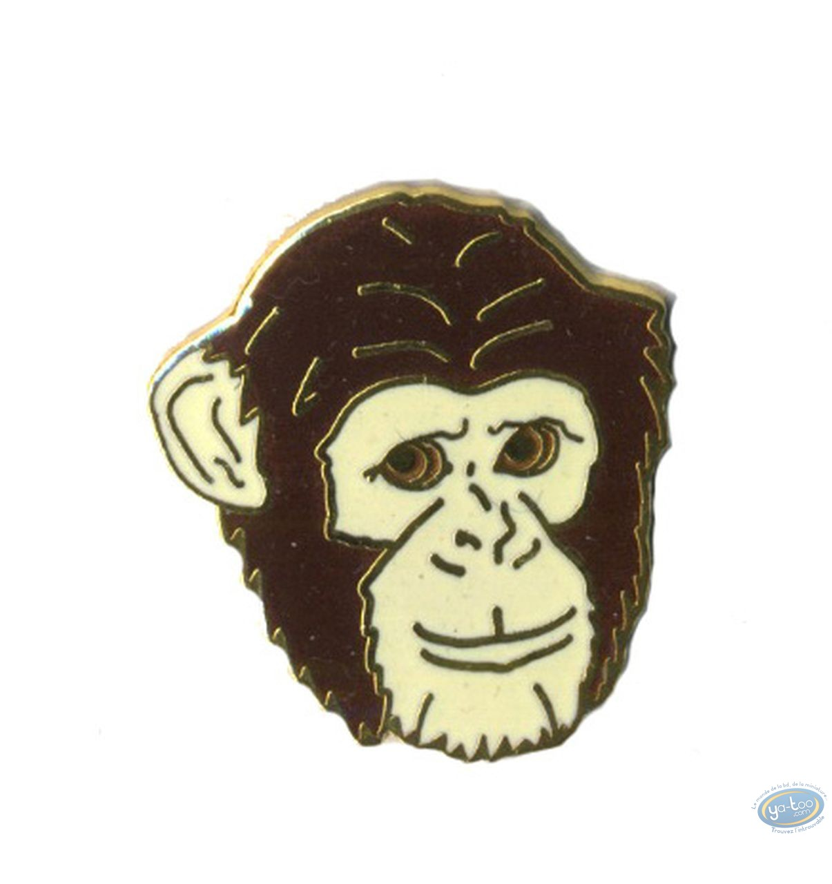 Pin's, Monkey