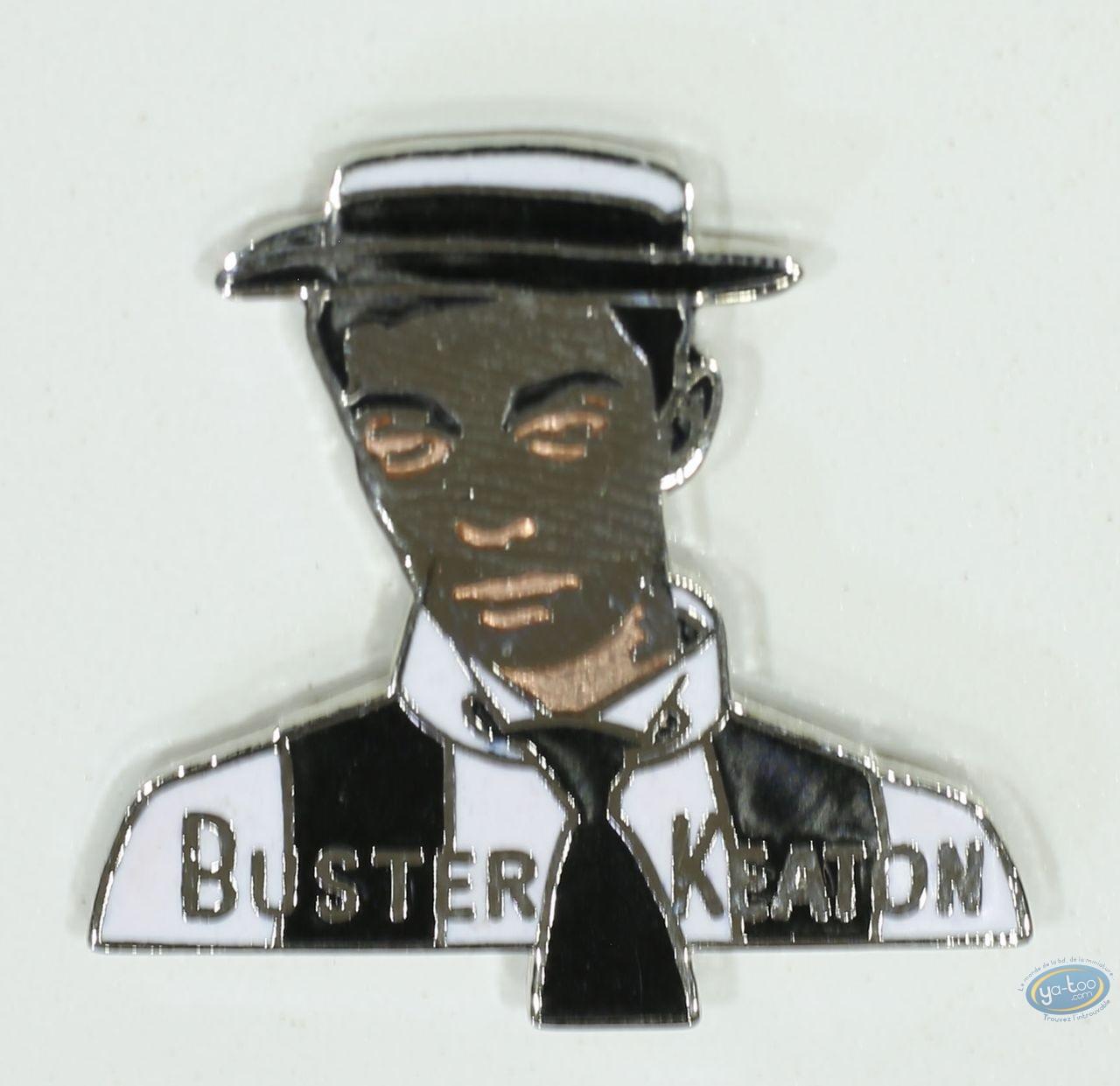 Pin's, Actor Buster Keaton