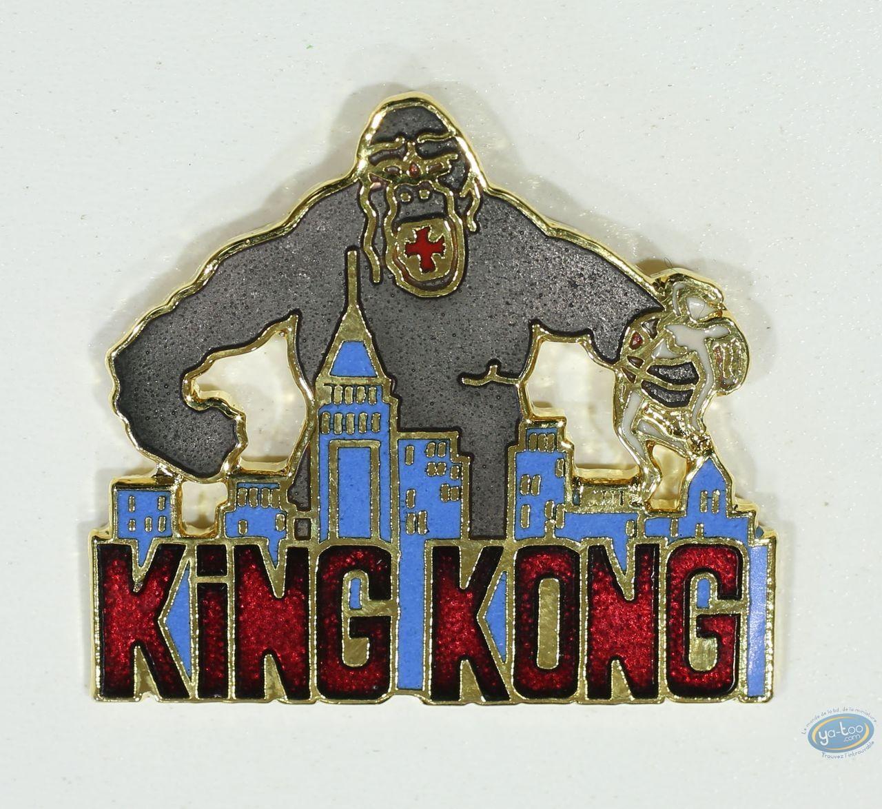 Pin's, King-Kong