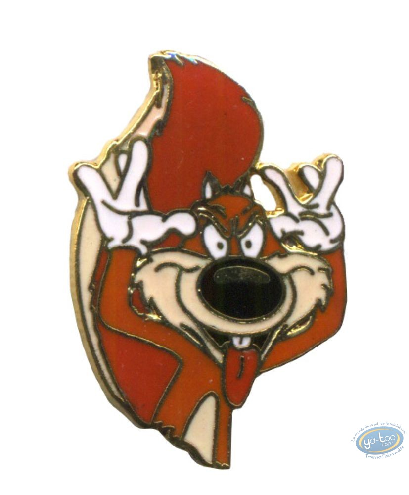 Pin's, Tex Avery : Nutcracker grimaces - Tex Avery