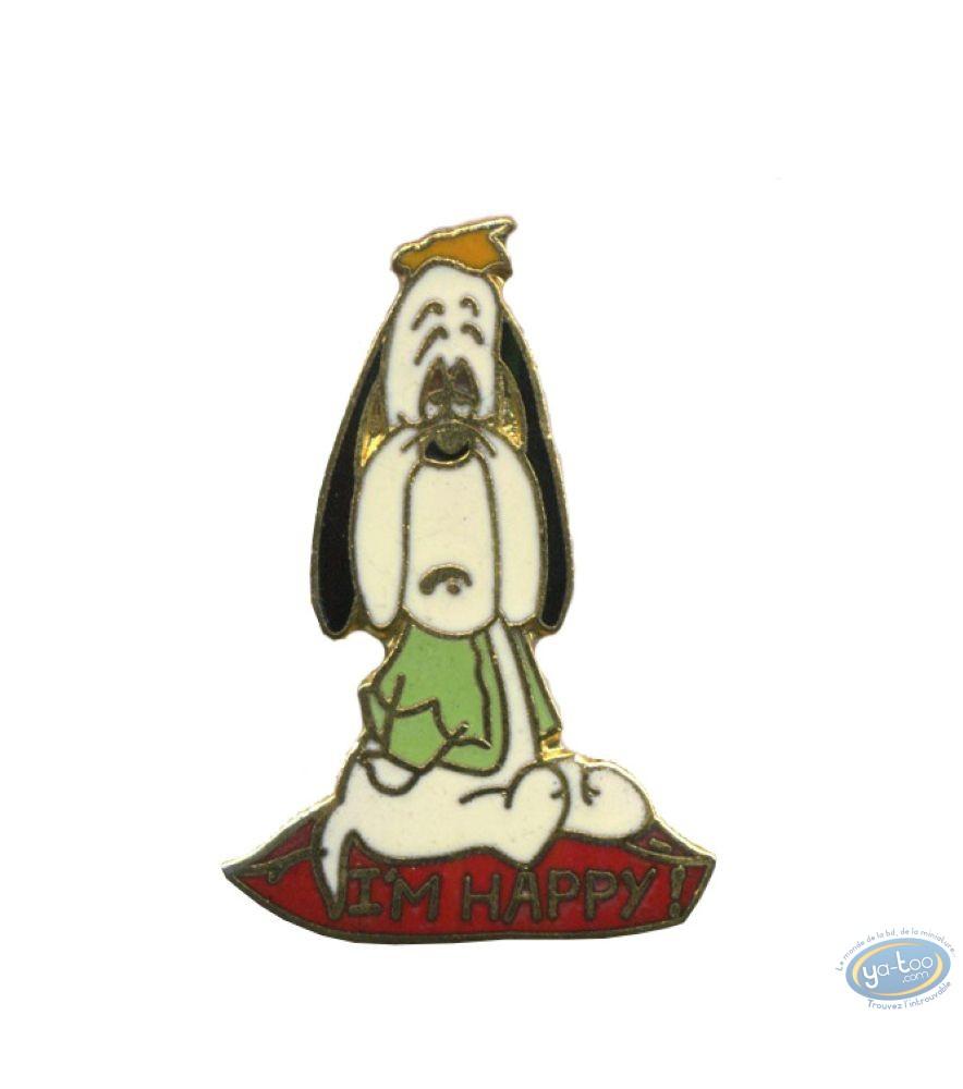 Pin's, Tex Avery : Droopy sat  - Tex Avery