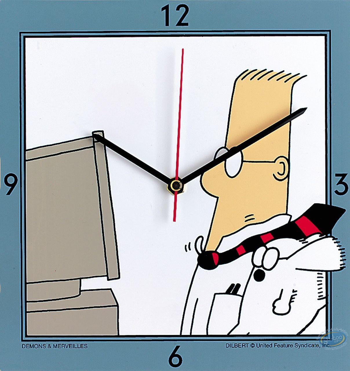Clocks & Watches, Dilbert : Clock, Dilbert
