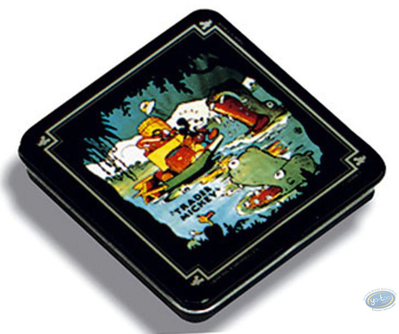 Box, Mickey Mouse : Cigarette box, Mickey Trader, Disney