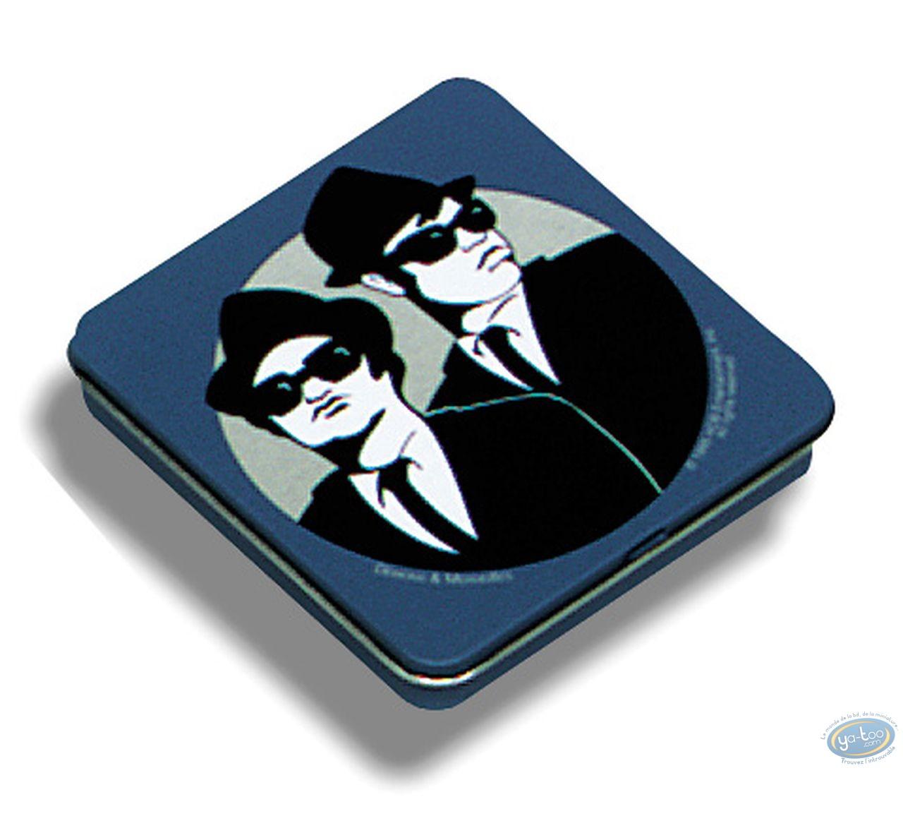 Box, Blues Brothers : Cigarette box, Blues Brothers (blue)