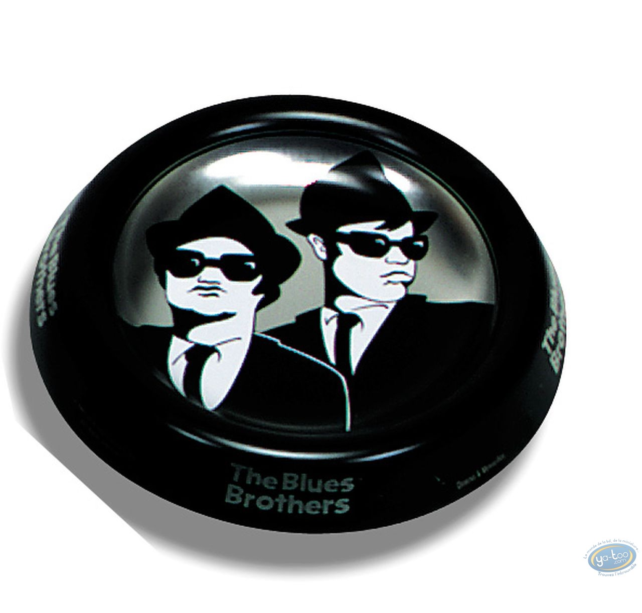 Tableware, Blues Brothers : Pin tray, Blues Brothers