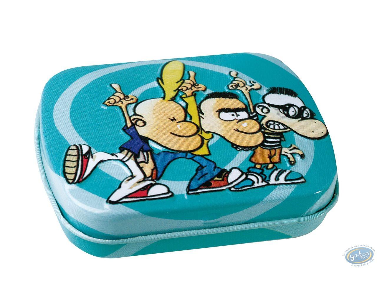 Box, Titeuf : Métal box, Titeuf : blue (small)