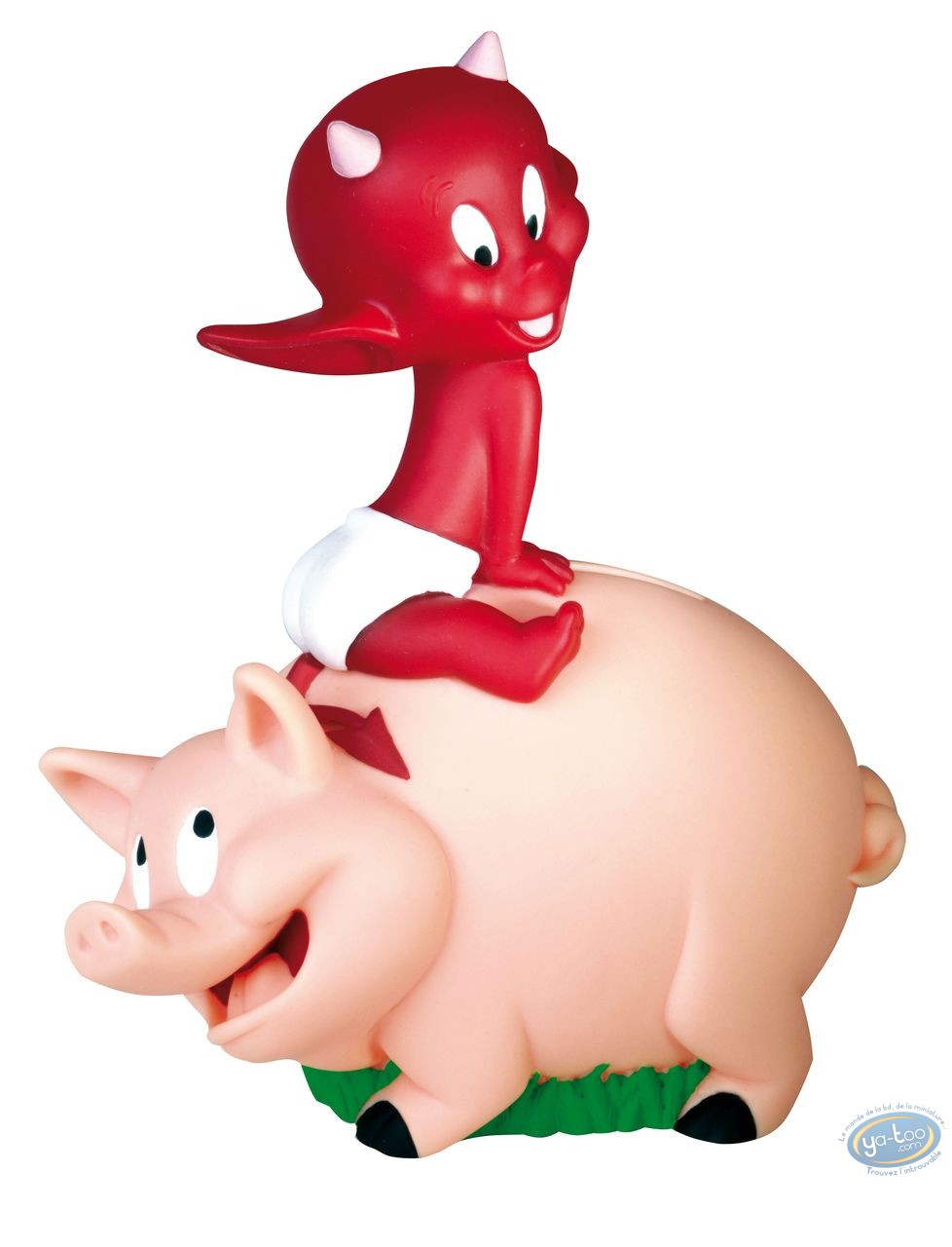 Piggy Bank, Hot Stuff : Money box, Hot Stuff