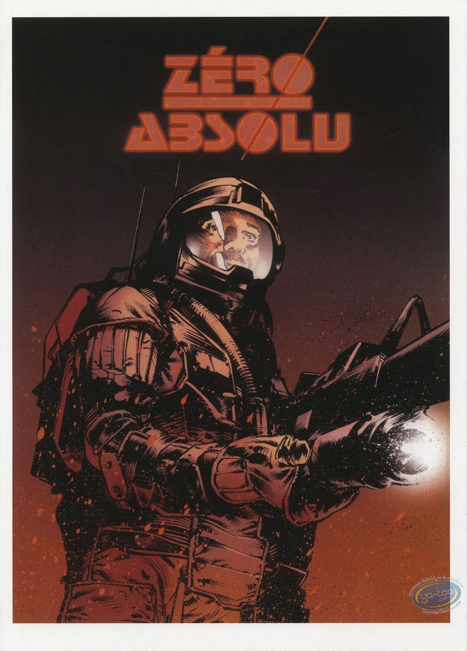 Offset Print, Zéro Absolu : Bec, Zéro Absolu