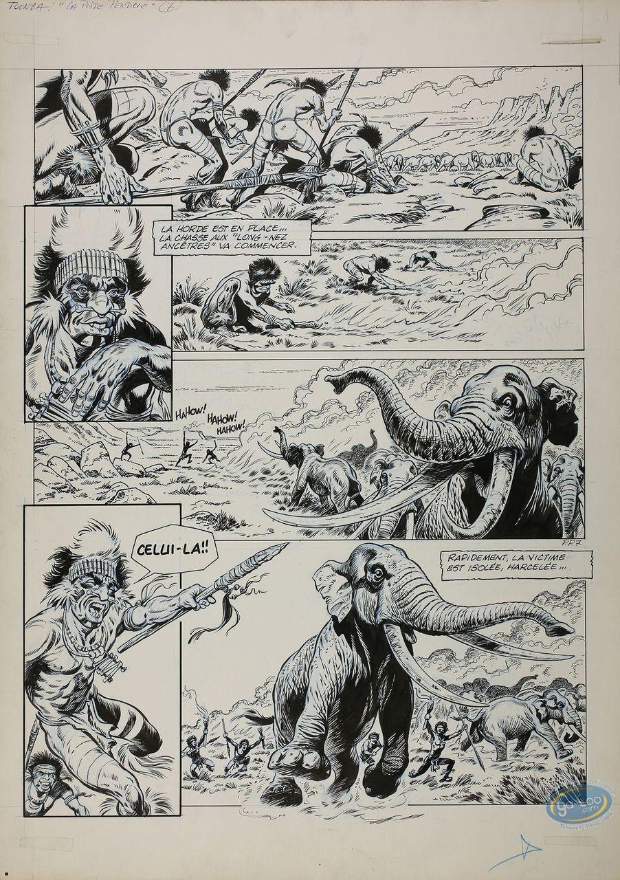 Originals, Tounga : La Piste Perdue page 7