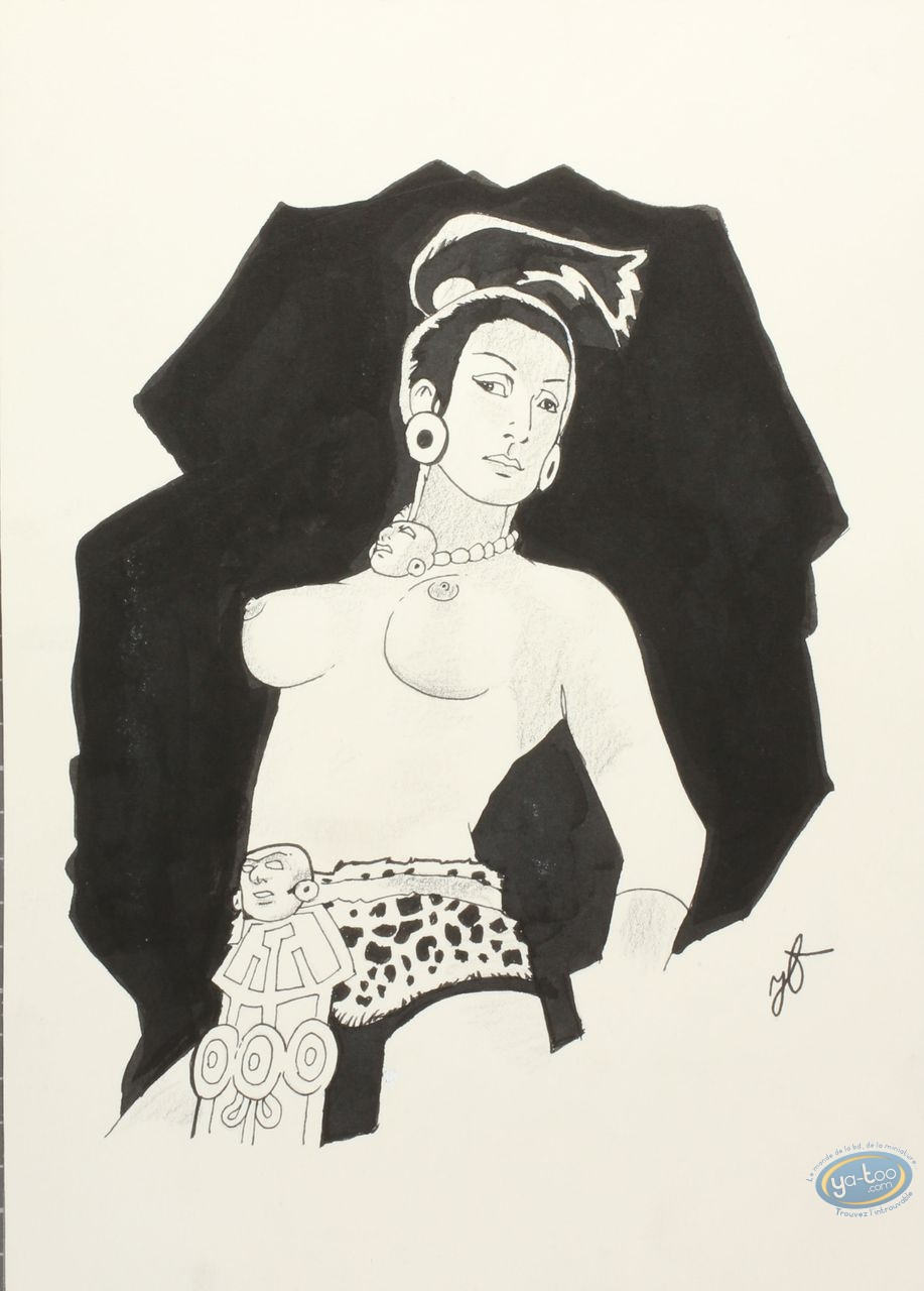 Originals, Princesse Maya : Maya woman