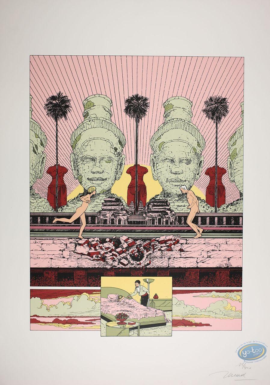 Offset Print, Dream