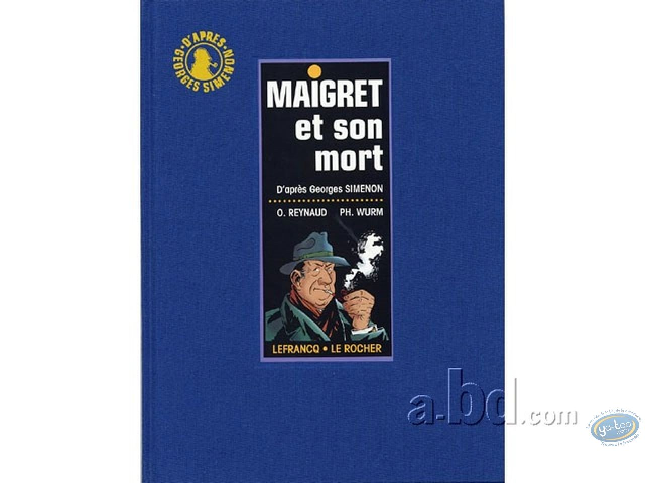 Limited First Edition, Maigret : Maigret et son mort
