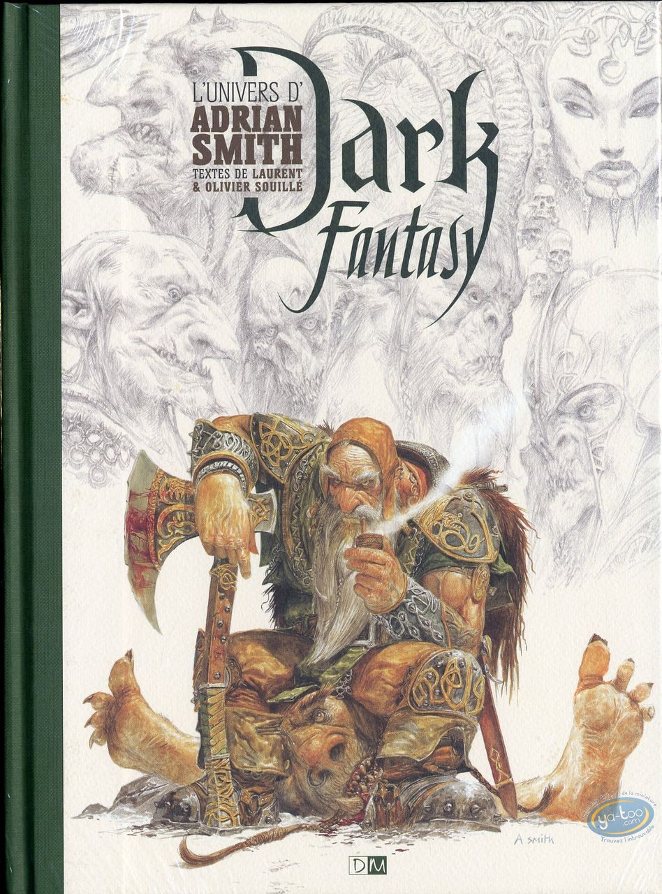Album,  Dark Fantasy