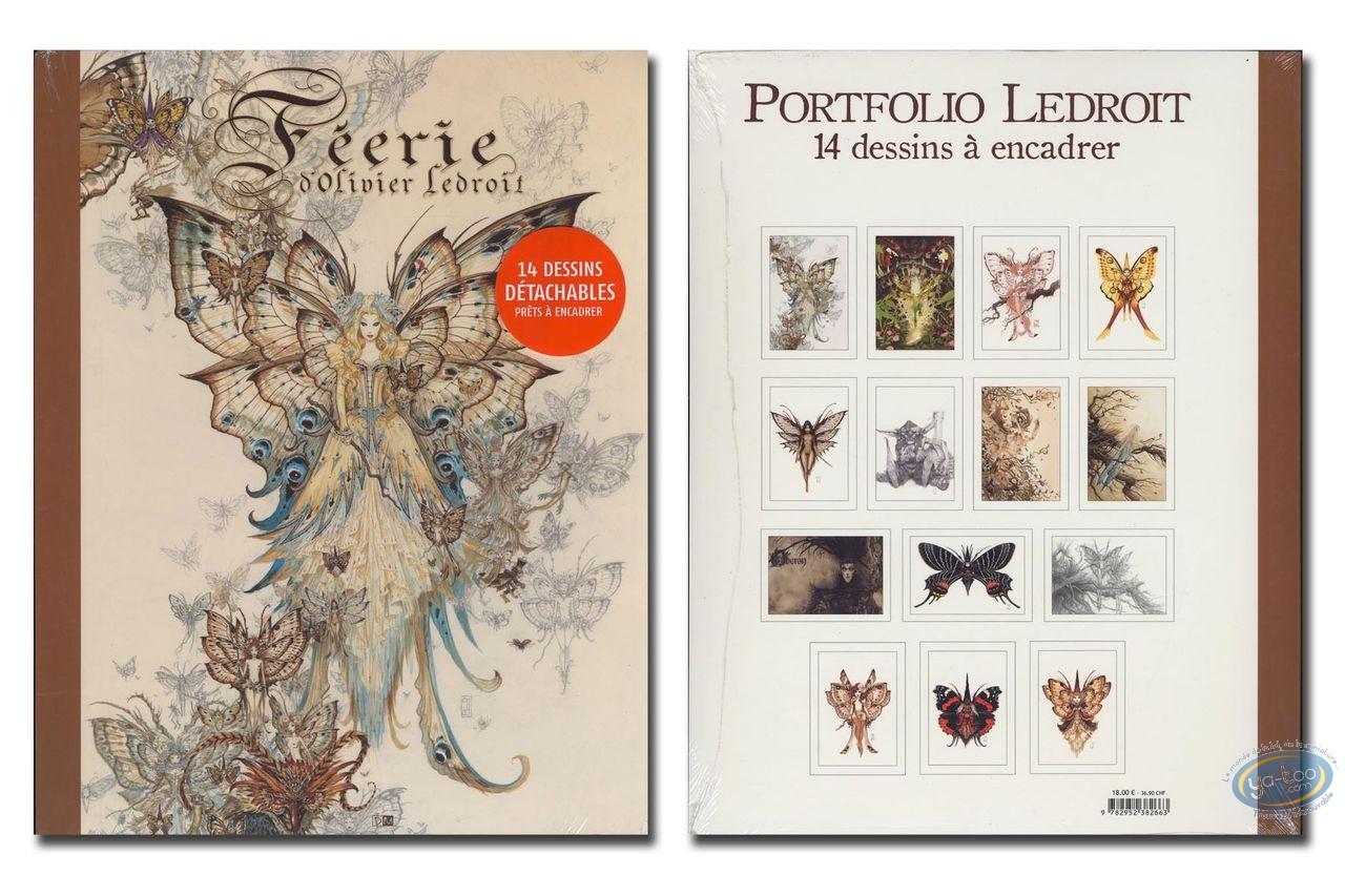 Album, Univers Féérique (L') : Ledroit