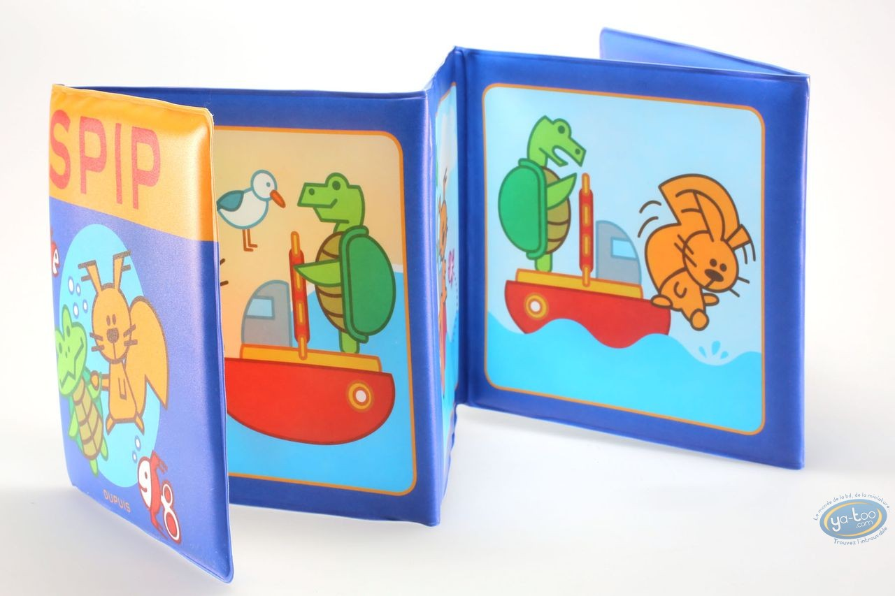 Toy, Spip : Bath book