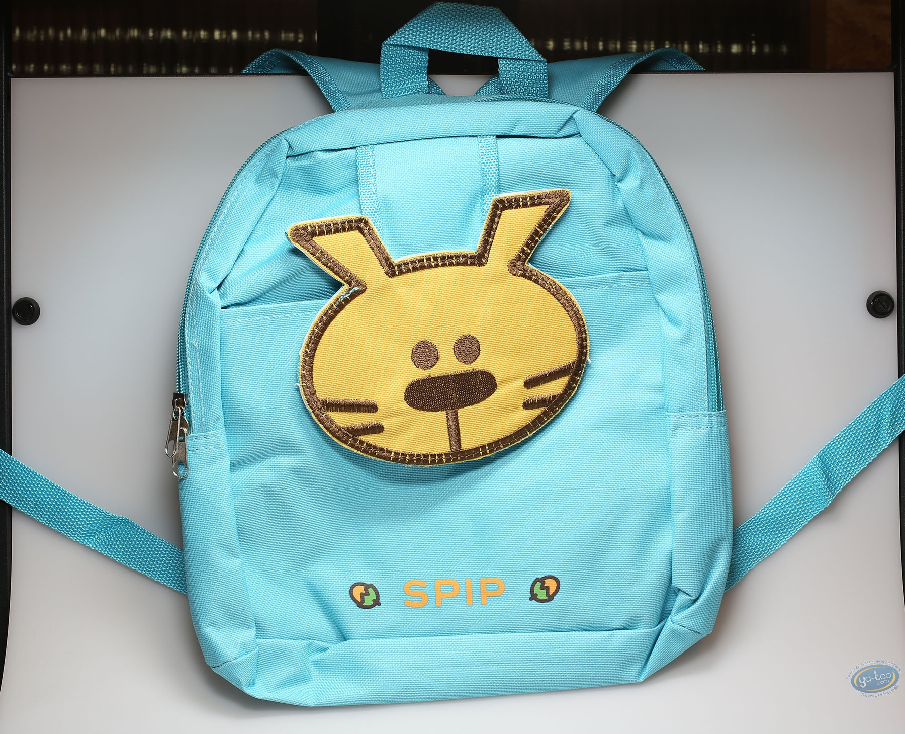 Toy, Spip : Toy for children, Spip : Big Backpack