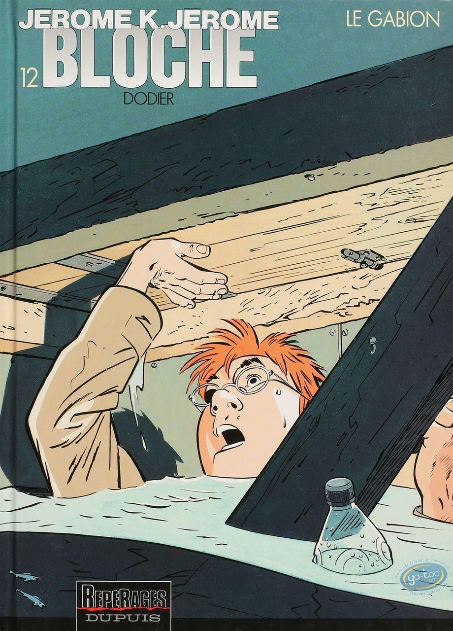 Listed European Comic Books, Jérome K Bloche : Le Gabion