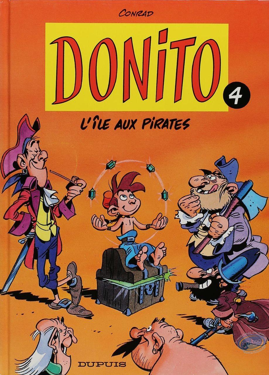 Listed European Comic Books, Donito : Donito