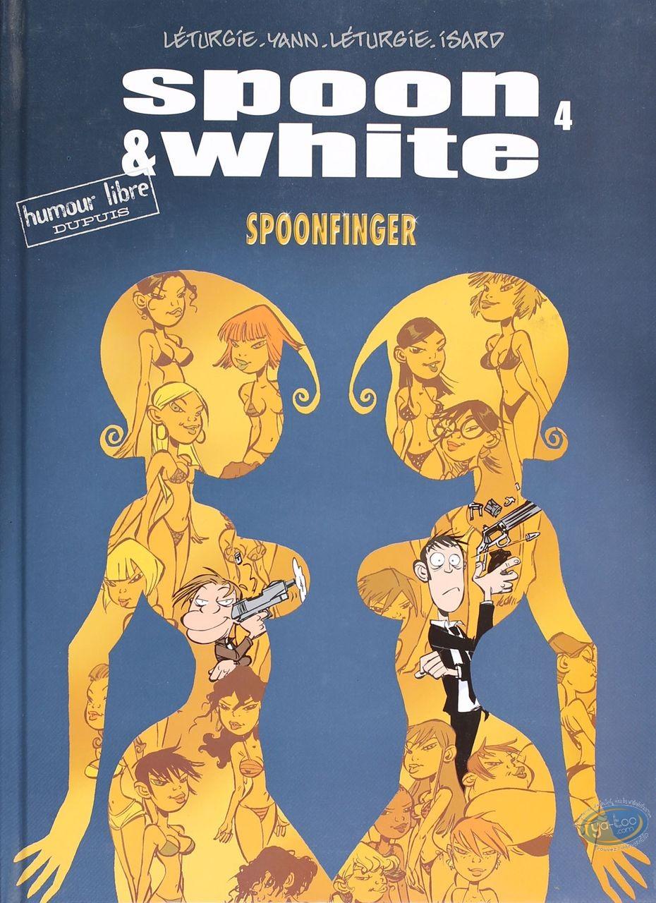 Listed European Comic Books, Spoon et White : Spoon & White