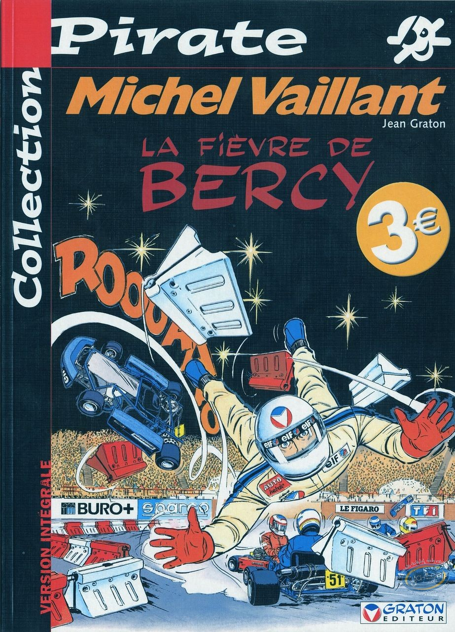 European Comic Books, Michel Vaillant : Michel Vaillant