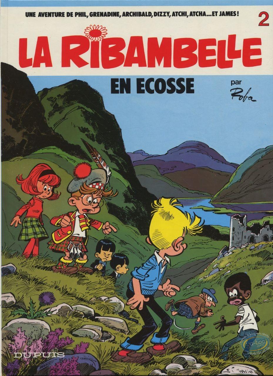 Reduced price European comic books, Ribambelle (La) : En Écosse