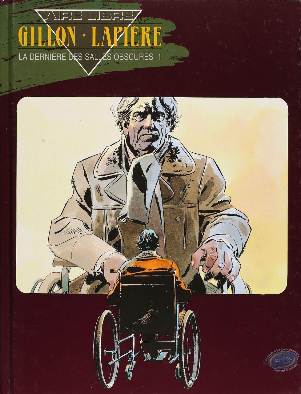 Listed European Comic Books, Dernière des Salles Obscures (La) : La Dernière des Salles Obscures