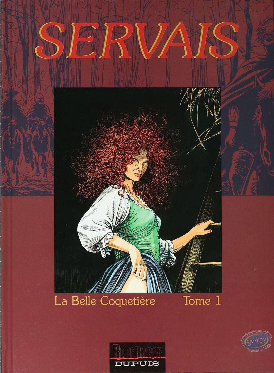 Listed European Comic Books, Mémoire des Arbres (La) : La belle coquetière