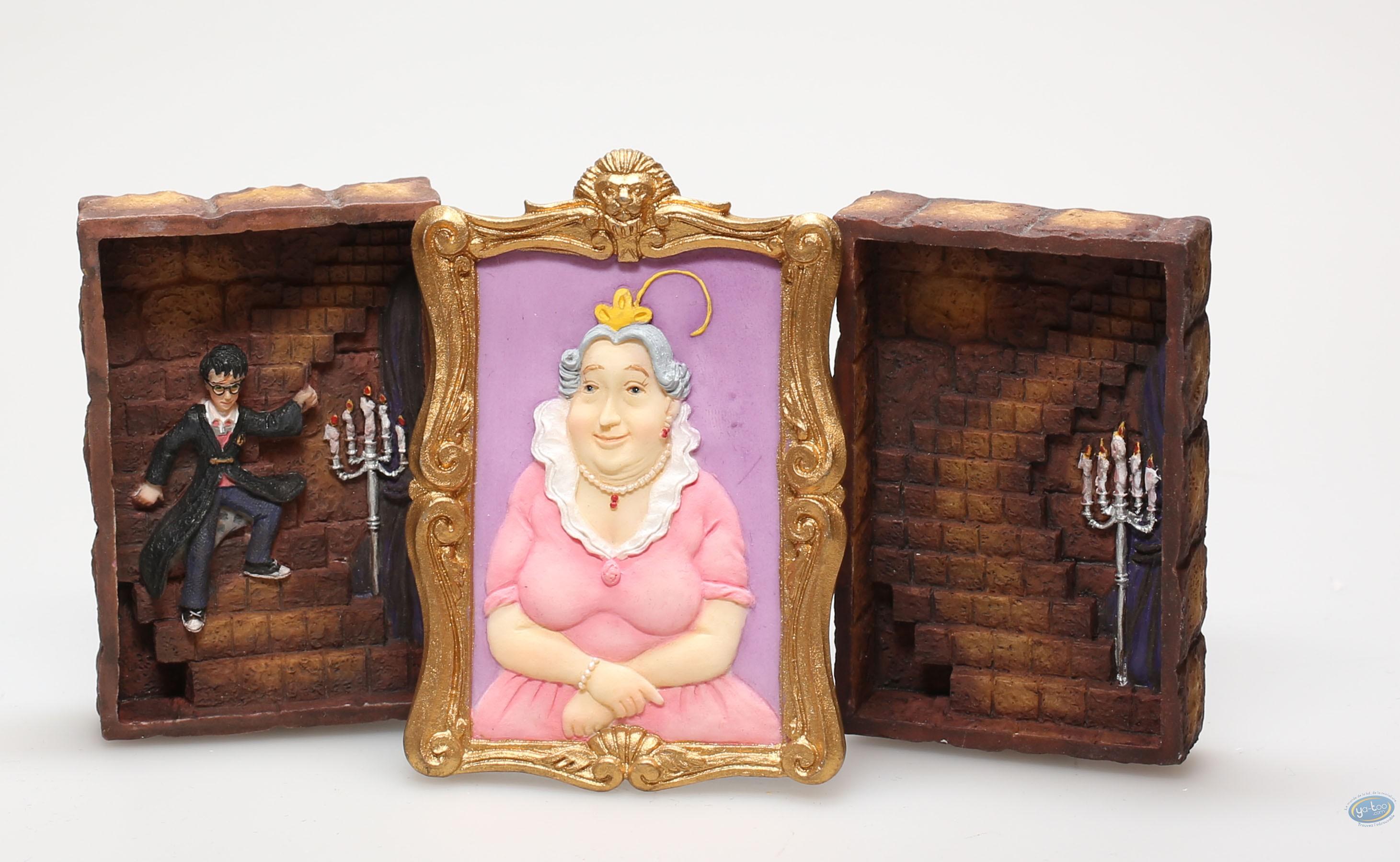 Resin Statuette, Harry Potter : Resin statue, Harry Potter : Fat lady Miror