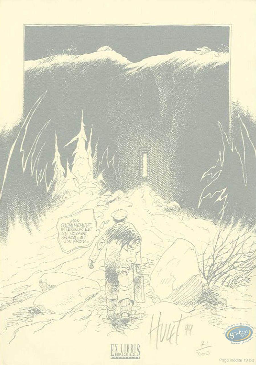 Bookplate Offset, Chemins de la Gloire (Les) : Les chemins de la gloire