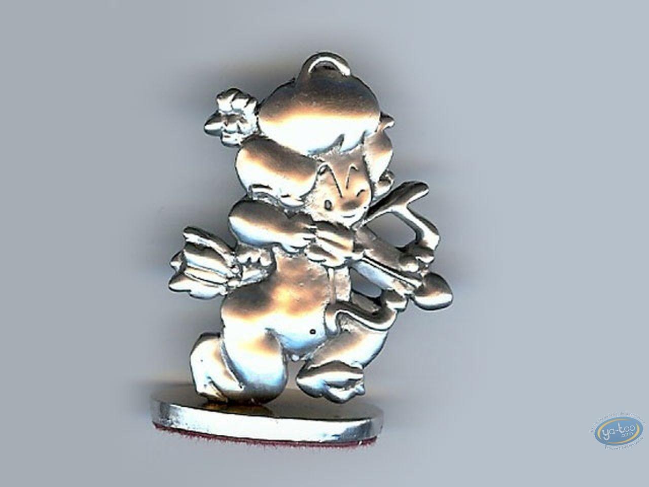 Metal Figurine, Cupidon : Malik, Cupidon arc