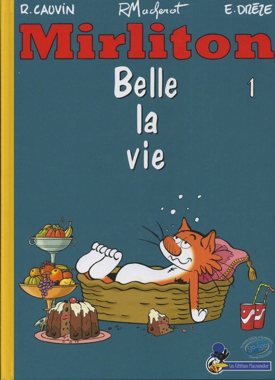 Reduced price European comic books, Mirliton : Vol. 1 - Belle la vie