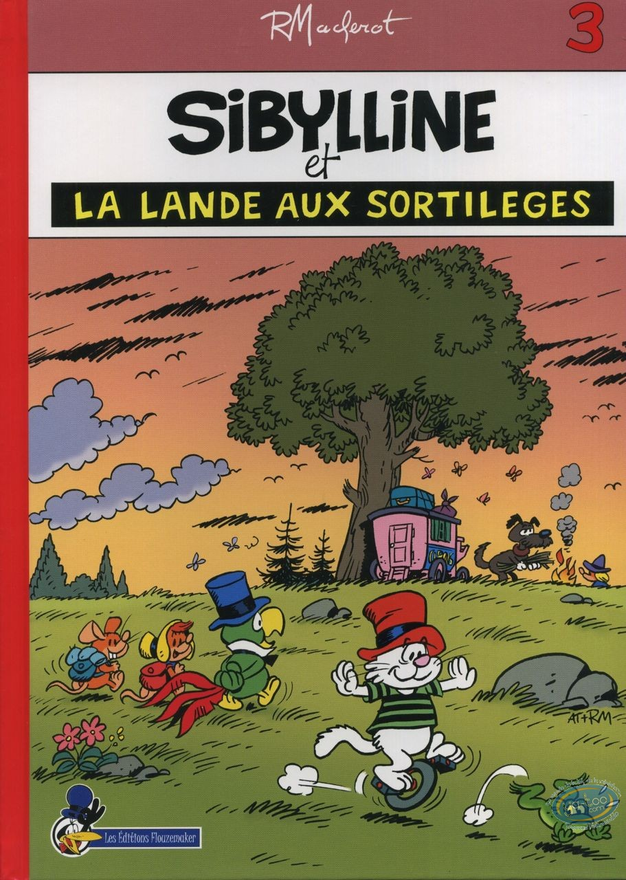 Reduced price European comic books, Sibylline : Vol. 3 - La lande aux sortileges