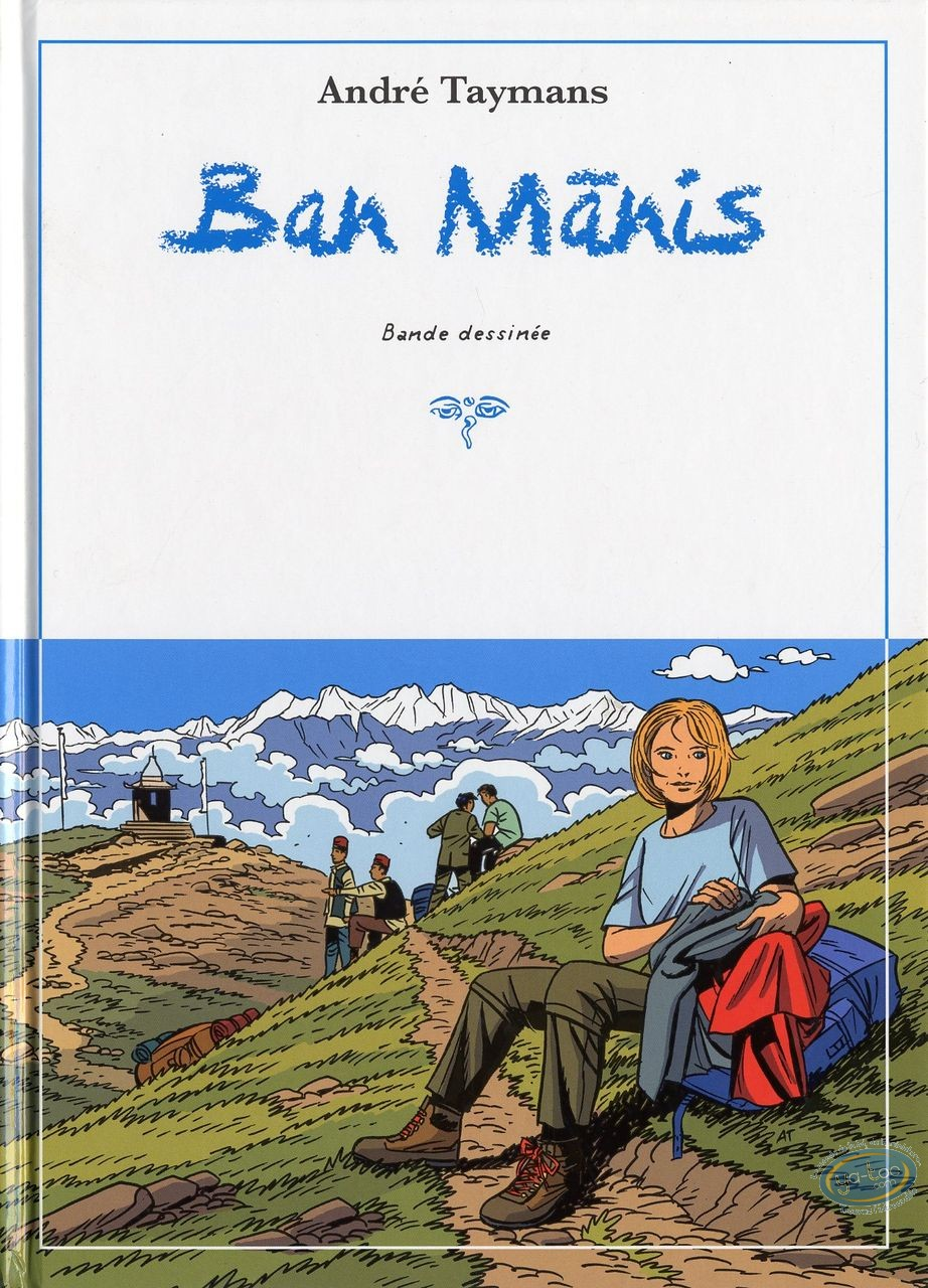 Reduced price European comic books, Ban Manis : Ban Manis
