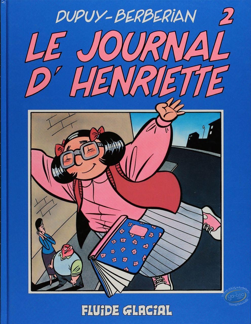 Listed European Comic Books, Journal d'Henriette (Le) : Le Journal d'Henriette