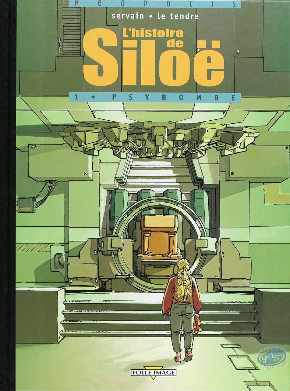 Special Edition, Siloe : Psybombe