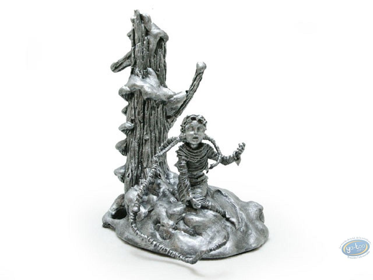 Resin Statuette, Gorn : Maelle monochrom