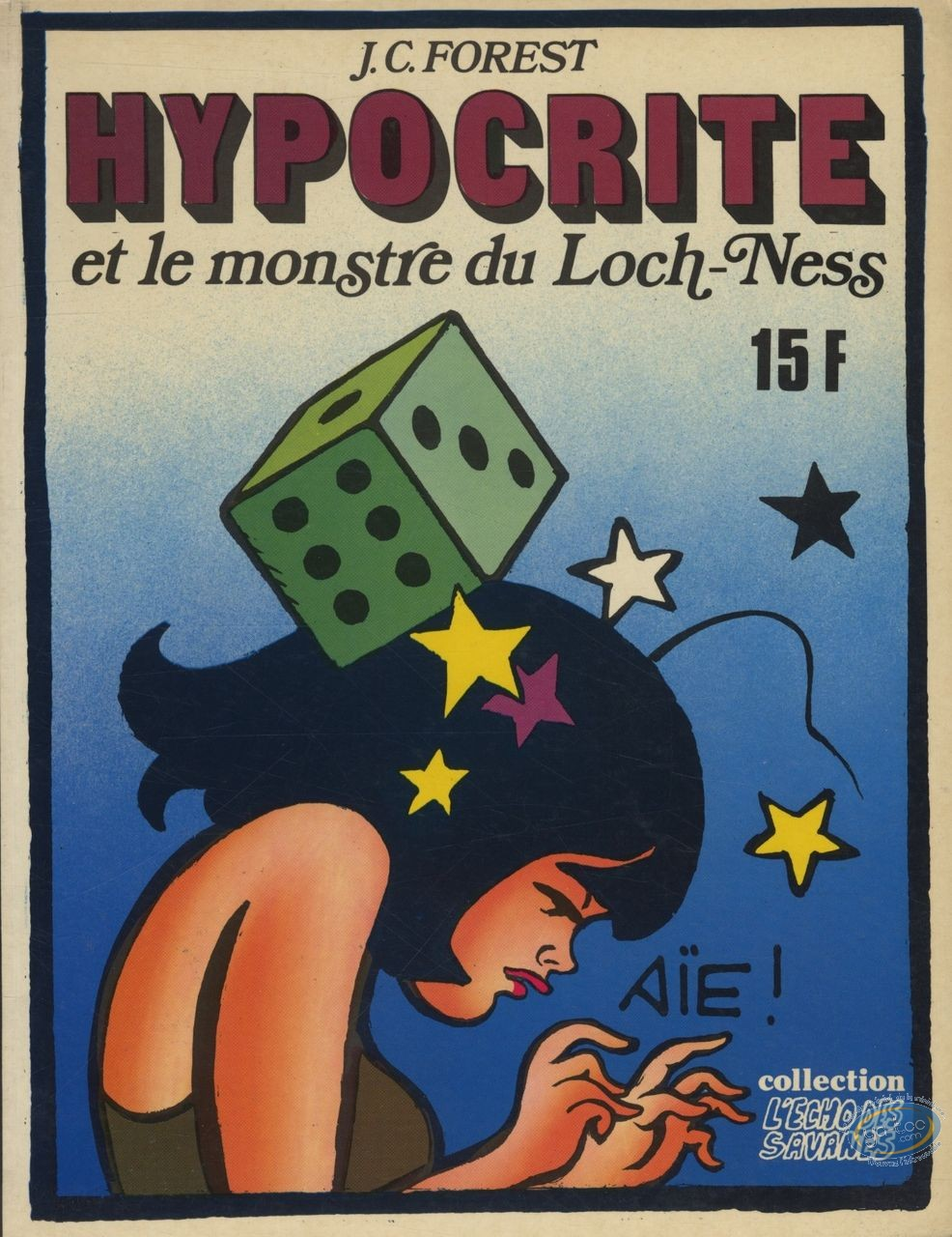 Listed European Comic Books, Hypocrite : Hypocrite et le Monstre du Loch-Ness