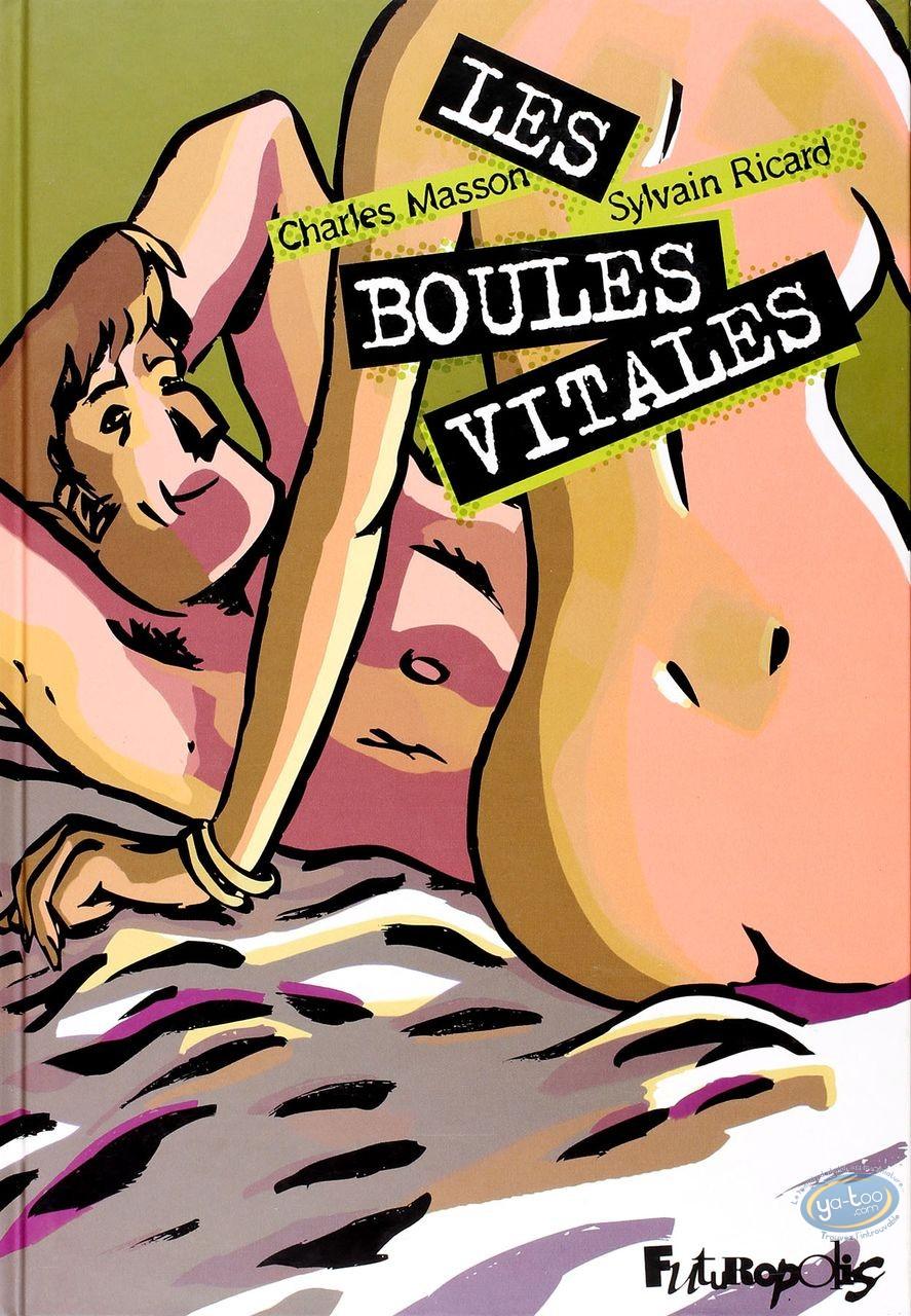 Used European Comic Books, Boules vitales (Les) : Masson, Les boules vitales
