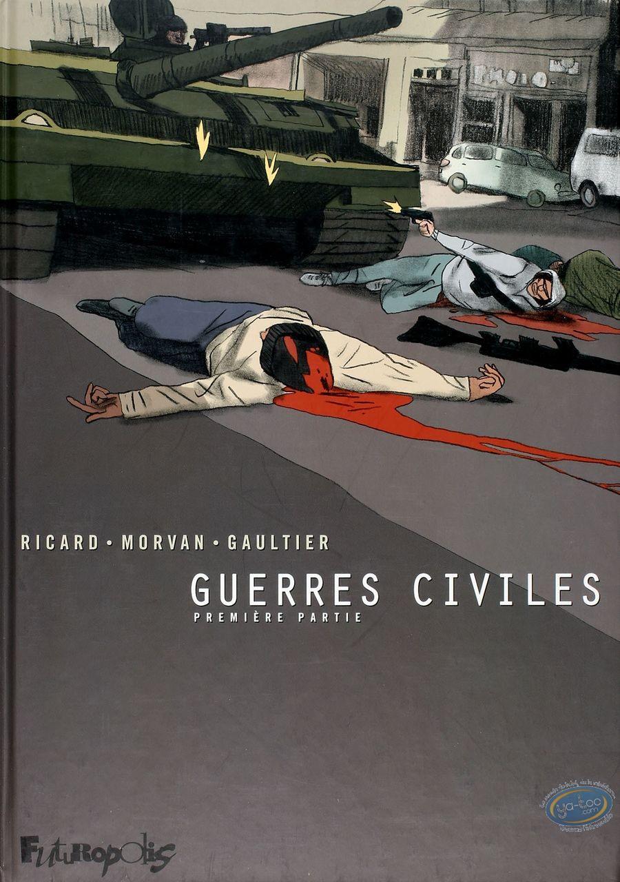 Used European Comic Books, Guerres Civiles : Première partie