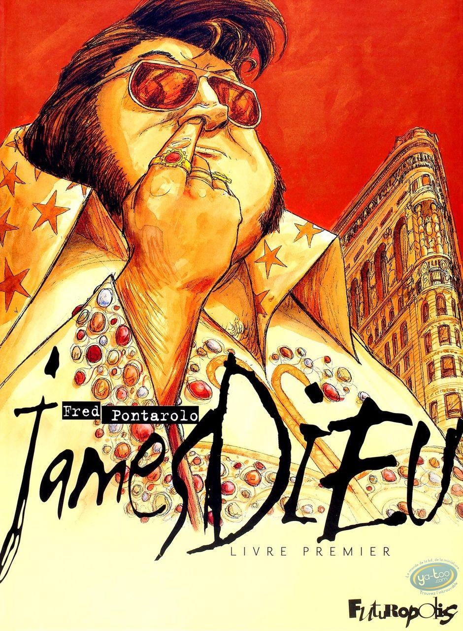 Used European Comic Books, James Dieu : Livre Premier