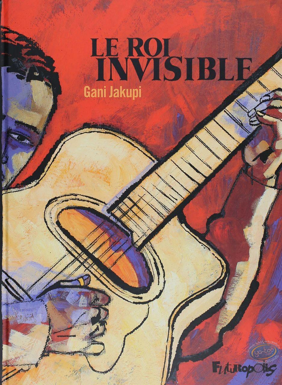 Used European Comic Books, Roi Invisible (le) : Le Roi invisible