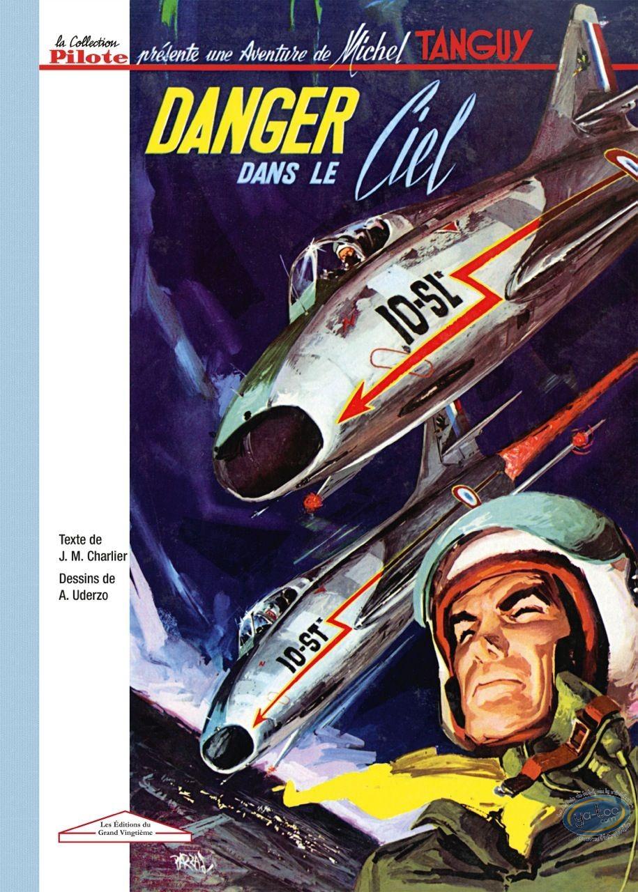 Deluxe Edition, Tanguy et Laverdure : Uderzo, Danger dans le ciel
