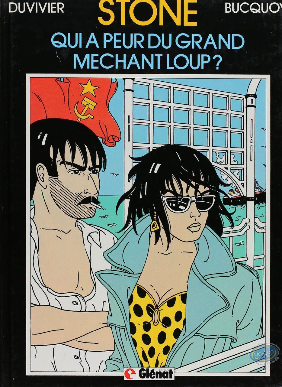 Listed European Comic Books, Stone : Qui a peur du grand mechant Loup ? (good condition)