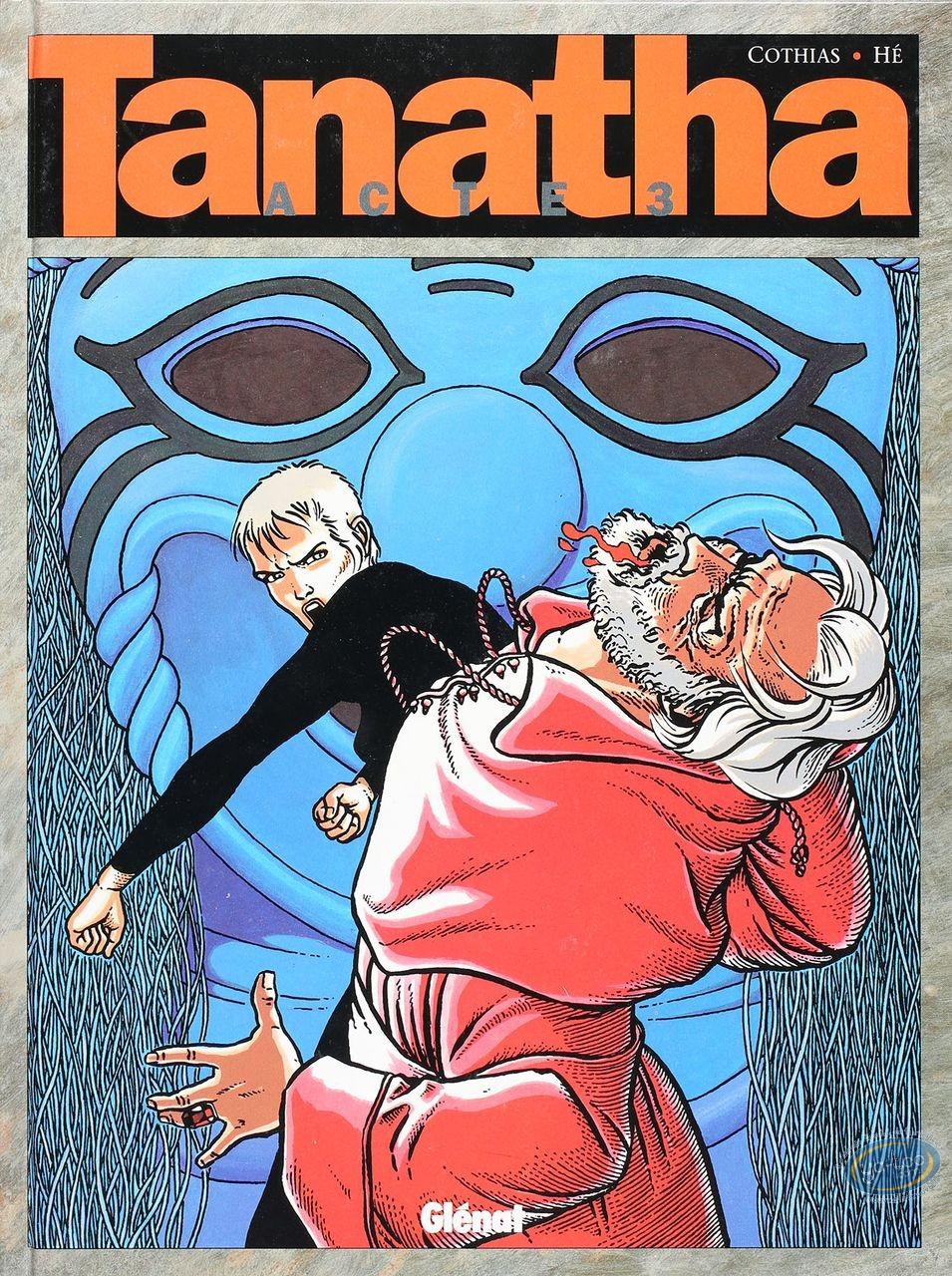 Listed European Comic Books, Tanatha : Acte 3 (very good condition)