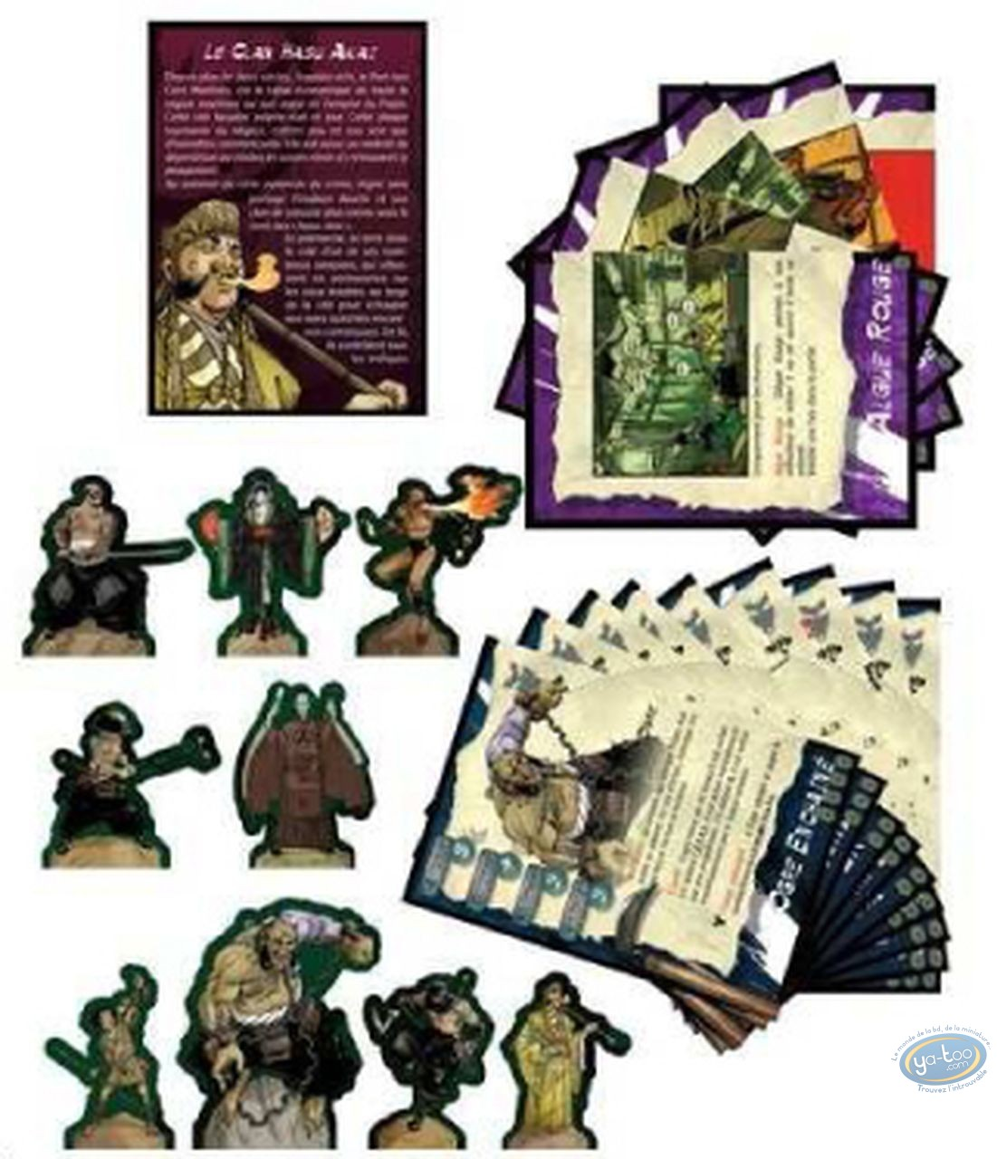 Board Game, Okko : Extension Yakusa Asu Hakaï