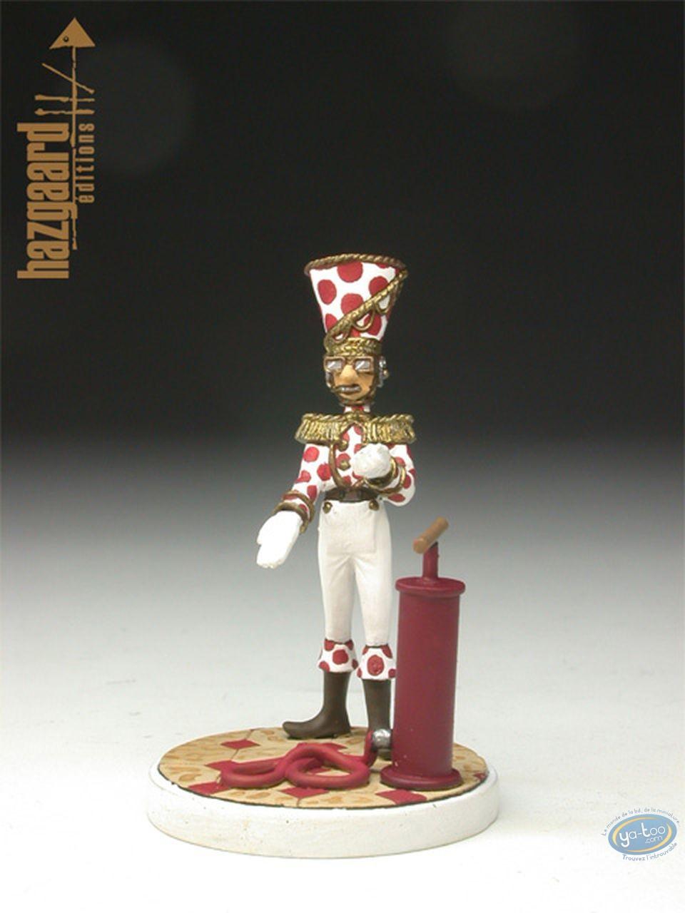 Metal Figurine, Nef des Fous (La) : Sergeant - White Tower