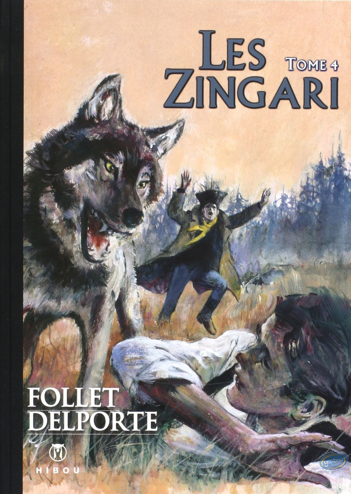 Limited First Edition, Zingari (Les) : Les Zingari