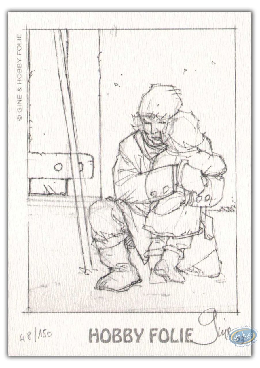 Bookplate Offset, Neige : After the War